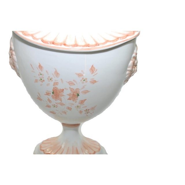Vintage Nora Fenton Italian Compote Dish For Sale - Image 5 of 8