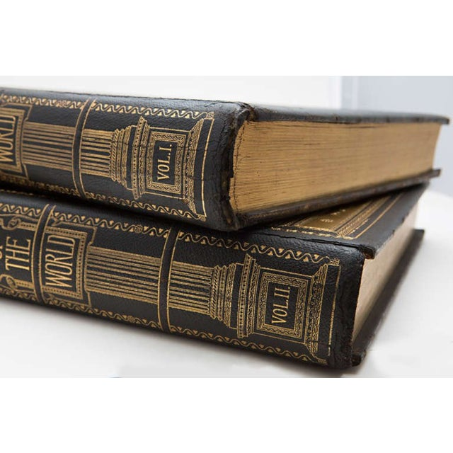 Black 19th Century Art of the World Columbian Exposition Books - 2 Volumes For Sale - Image 8 of 11