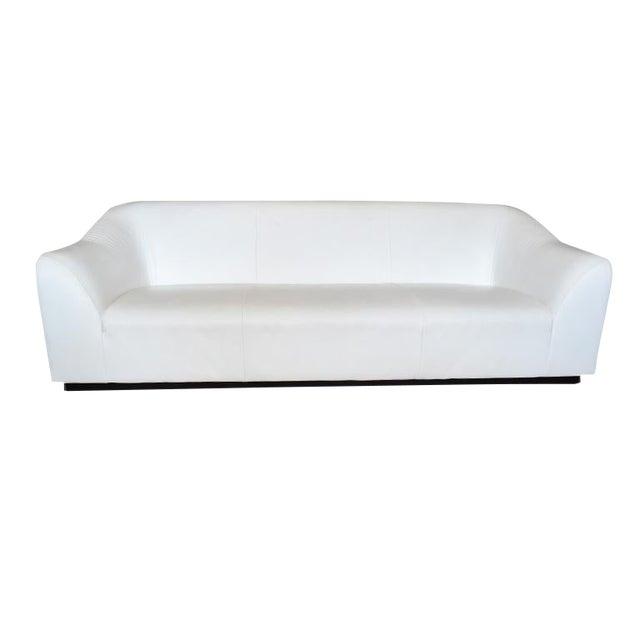 Late 20th Century Eric Jourdan for Ligne Roset Snowdonia Modernist Sofa For Sale