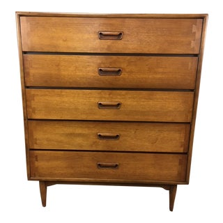 Lane Altavista Dresser in Walnut