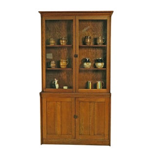 Early 20th Century Arts & Crafts Cabinet