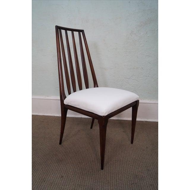 Widdicomb Mid-Century Modern Dining Chairs - 4 - Image 3 of 10