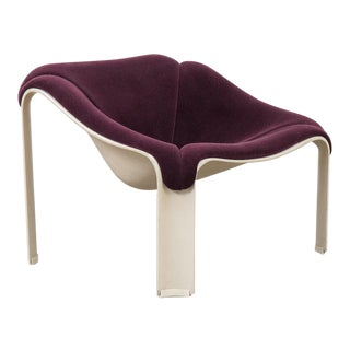 Pierre Paulin F300 Lounge Chair For Sale