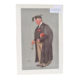 """Vanity Fair Man, """"Men of the Day. No. 811."""" For Sale"""