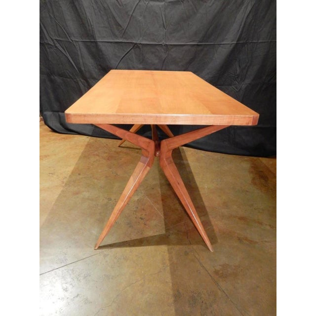 Ico Parisi Italian Dining Table For Sale In New Orleans - Image 6 of 9