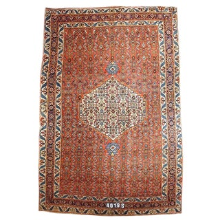 Late 19th Century Persian Bidjar Rug For Sale