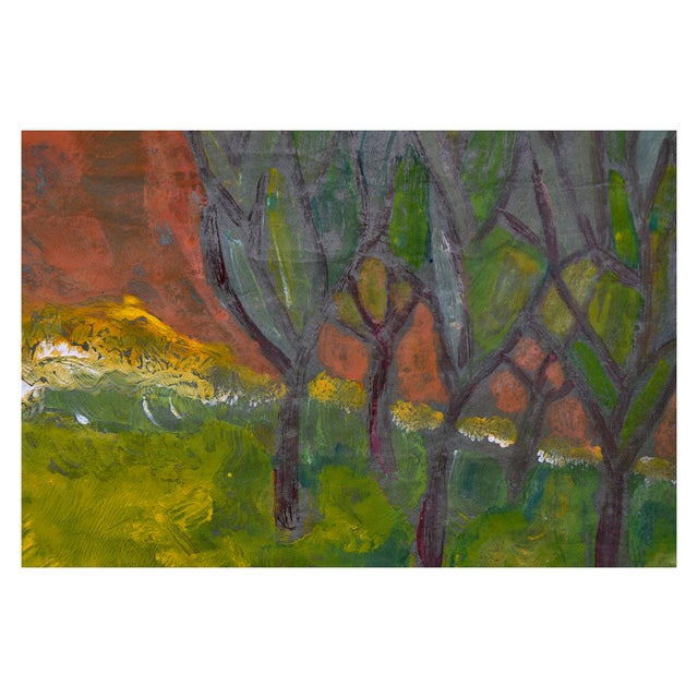 Fritz Blumenthal Edge of the Forest For Sale - Image 4 of 7