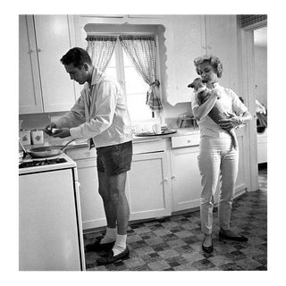 Paul Newman and Joanne Woodward 1958 For Sale