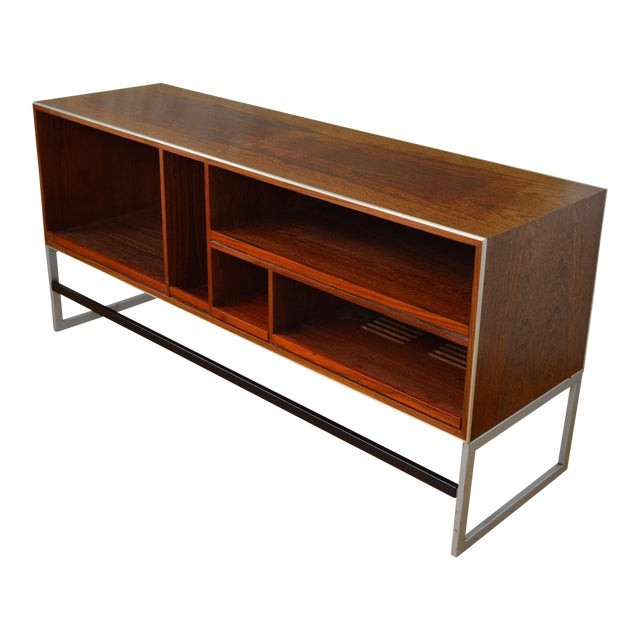 Bang & Olufsen Rosewood Console For Sale