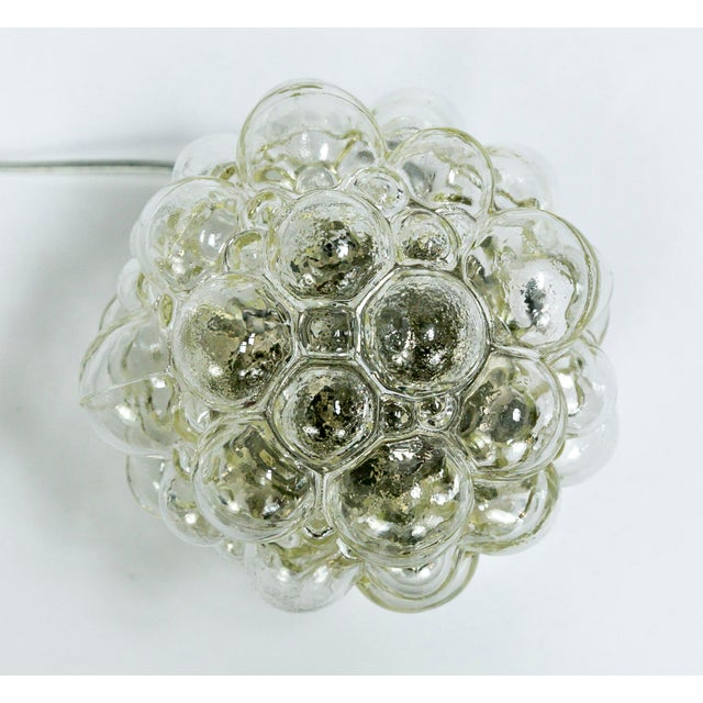 Contemporary Glass Bubbles Table Lamp For Sale - Image 3 of 14