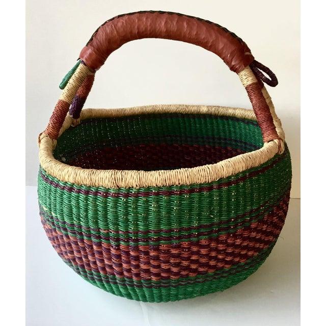 African Market Basket - Image 4 of 4