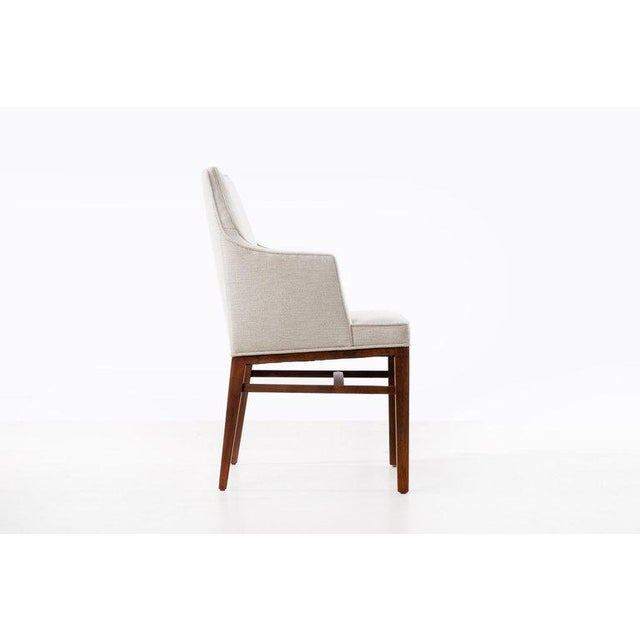 Edward Wormley Set of Six Dining Chairs For Sale - Image 9 of 13