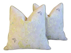 Image of Violet Pillows