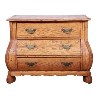Baker Furniture French Provincial Bombay Chest of Drawers For Sale