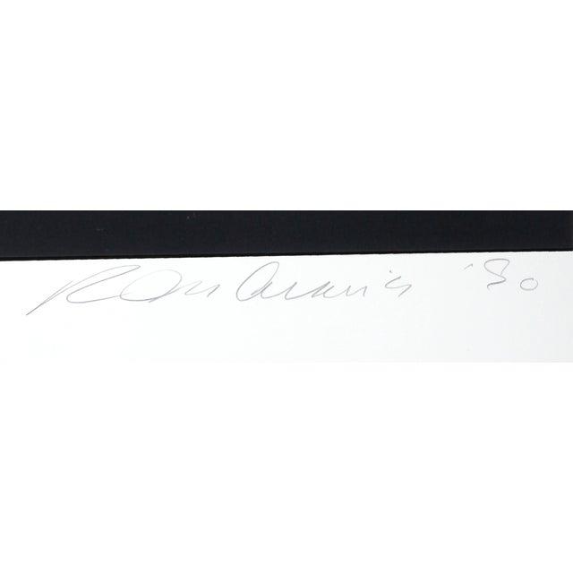 Artist: Robert Indiana Title: The Hartley Elegies: The Berlin Series- KvF II Year: 1990 Medium: Serigraph on Saunders...