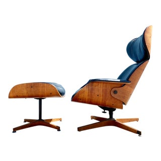 Mid Century Plycraft Mr Chair Lounge For Sale