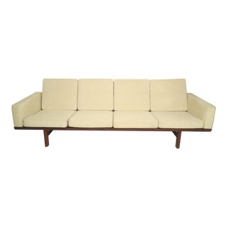 1960s Hans Wegner Sofa for Getama For Sale