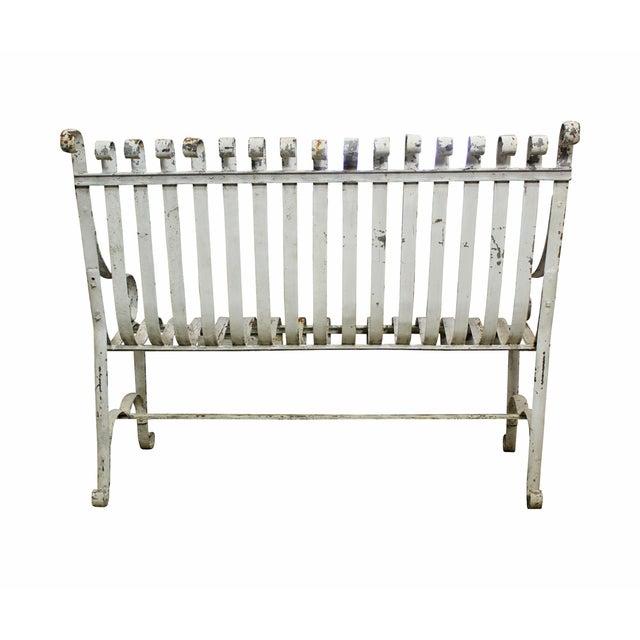 Cast Iron Garden Bench - Image 3 of 3