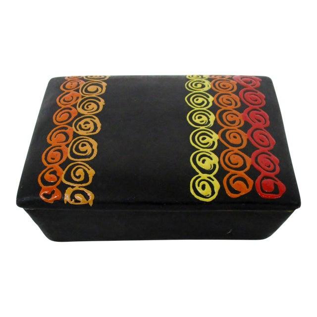 Bitossi Rosenthal Netter Ceramic Box For Sale