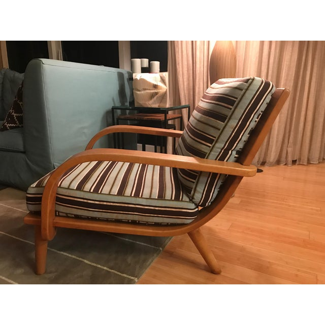 Conant Ball Conant Ball American Modern Armchairs - A Pair For Sale - Image 4 of 6