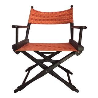 Antique Folding Picnic Chair