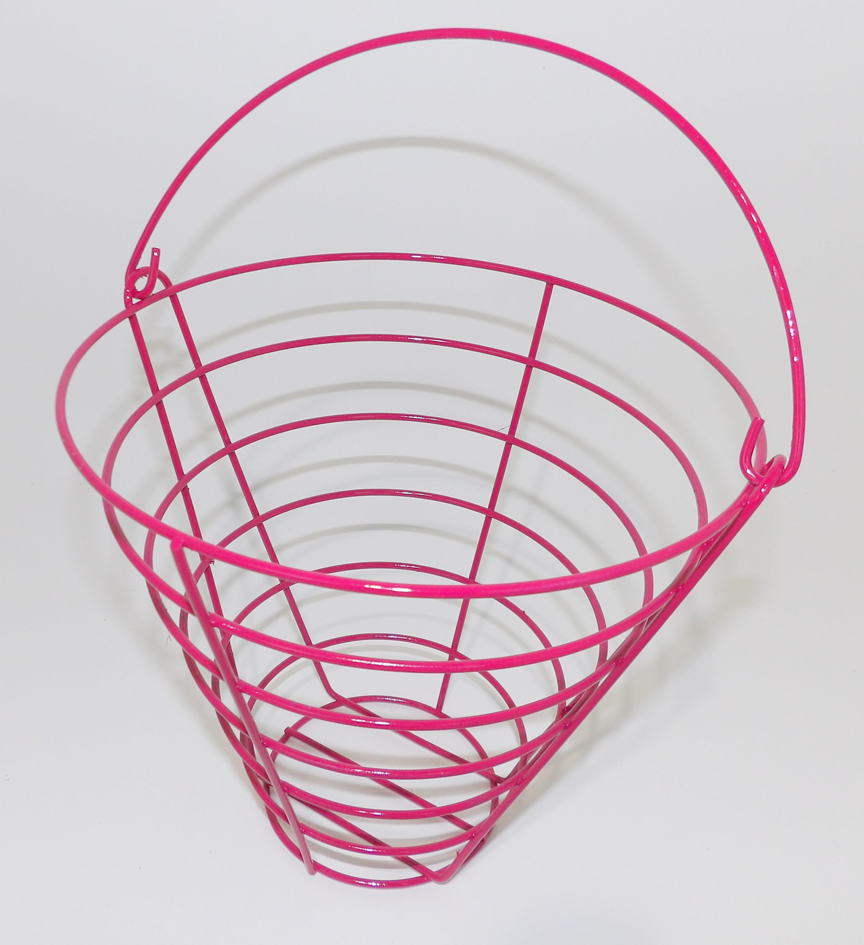 Pink Wire Egg Baskets - Wiring Info •
