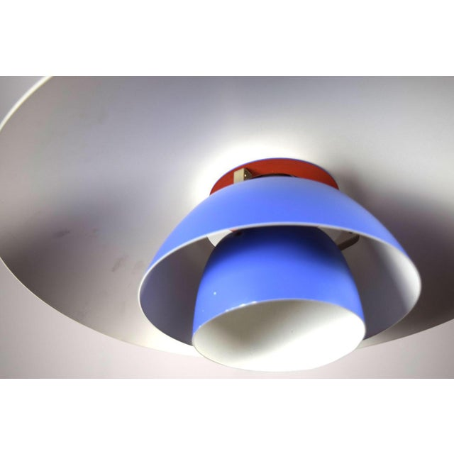 Vintage Poul Henningsen Ph 4/3 Pendant Light For Sale In Los Angeles - Image 6 of 9