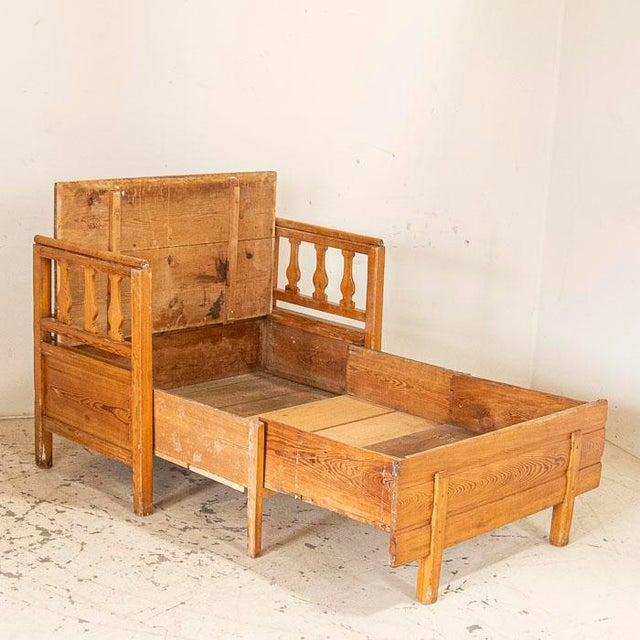 This delightful bench is a special find. The small size is unique, as most benches of the era were 5-7' long. In addition,...