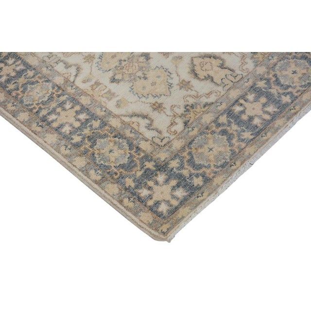 You can never go wrong with this beauteous hand knotted rug designed with a modern and earthy touch in the finest quality...