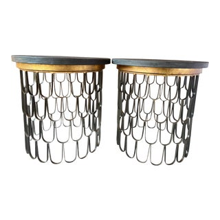 Arteriors Orleans Side Tables - a Pair For Sale