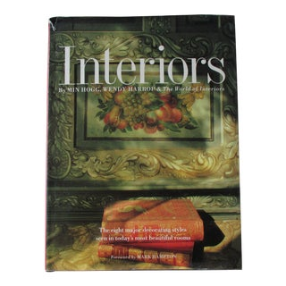 Interiors by Hogg, Min, Wendy Harrop & the World of Interiors For Sale