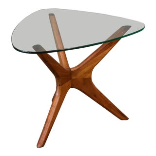 Adrian Pearsall Tri-Symetric Side Table For Sale