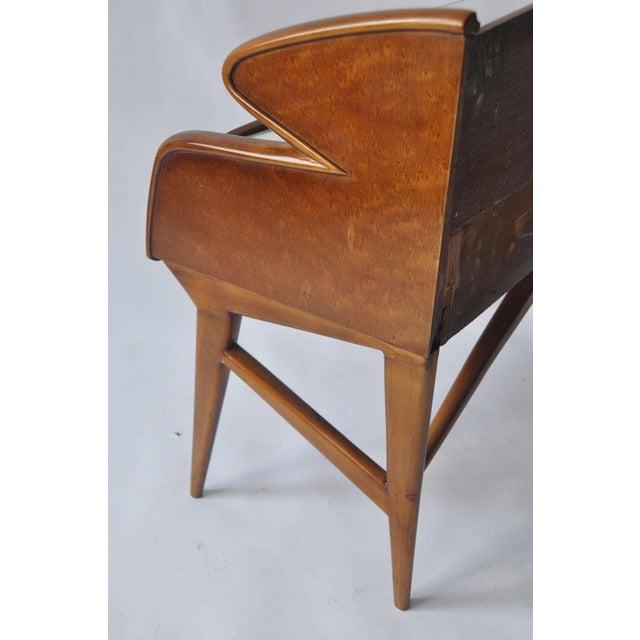 Pair of 1950s Italian Nightstands For Sale - Image 9 of 10