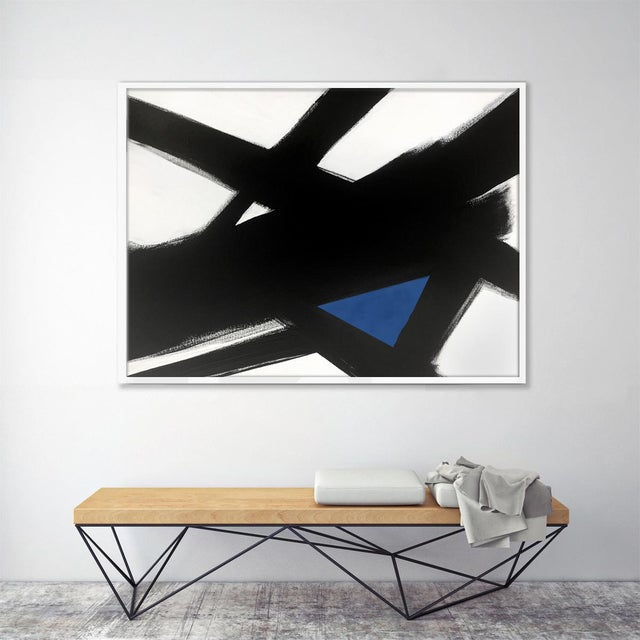 FRAMED GICLÉE PRINTS: * FRAME: floating frame made from recycled materials. Can be hung vertically or horizontally * FRAME...