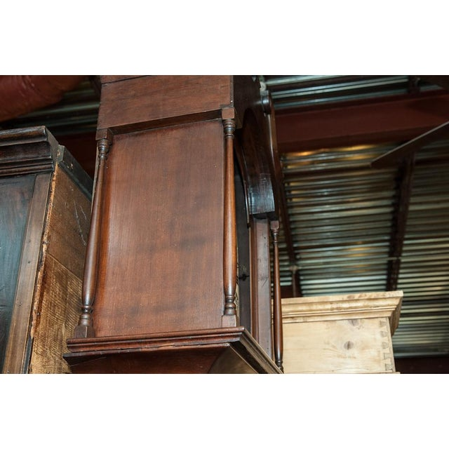 Antique Long Case Clock For Sale In West Palm - Image 6 of 8