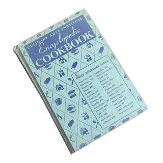 1950 Culinary Arts Institute Encyclopedia Cookbook