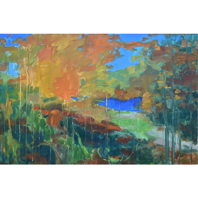 """Stephen Remick """"Path to the River"""" Painting For Sale"""