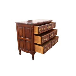 1980s French Carved Provincial Dresser Preview