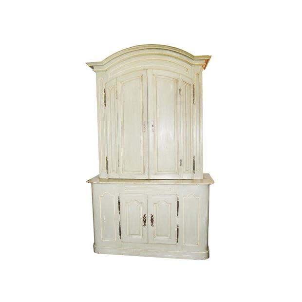 19th Century French Buffet a Deux Corps For Sale - Image 12 of 12