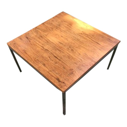 Knoll Square Coffee Table - Image 1 of 7