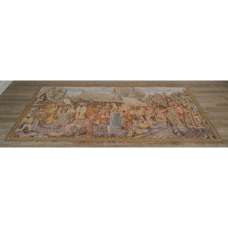 High Quality Belgium Wall Tapestry Large 4'x8' Preview