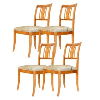 1960s Vintage Chairs- Set of 4 For Sale