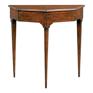 Traditional Marseille Cherry Wood Entry Console For Sale