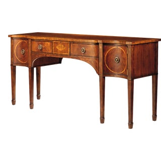 Scarborough House Decorative Circle Sideboard For Sale