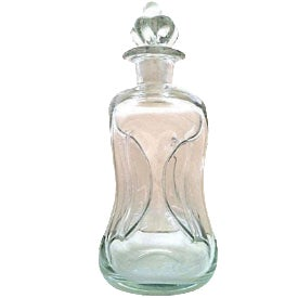 Katrup Holmegaard Glass Decanter