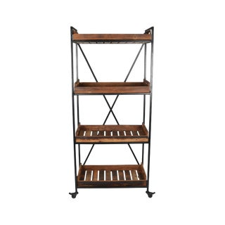 Juliet Kitchen Storage Rack