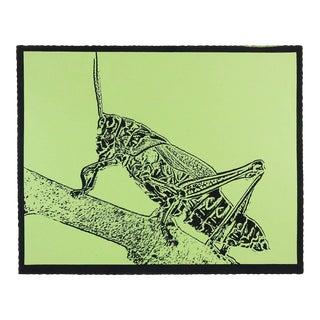 Grasshopper Serigraph For Sale