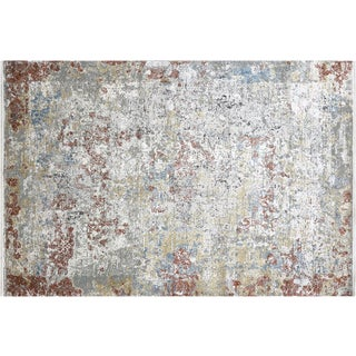 "Nalbandian - Contemporary Turkish Cosmos Carpet - 6'6"" X 9'6"" For Sale"