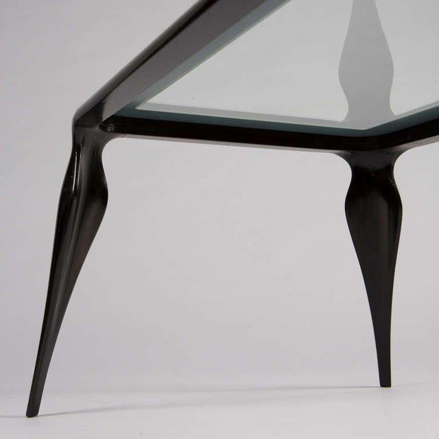 Pietro Chiesa Coffee Table for Fontana Arte For Sale - Image 6 of 10