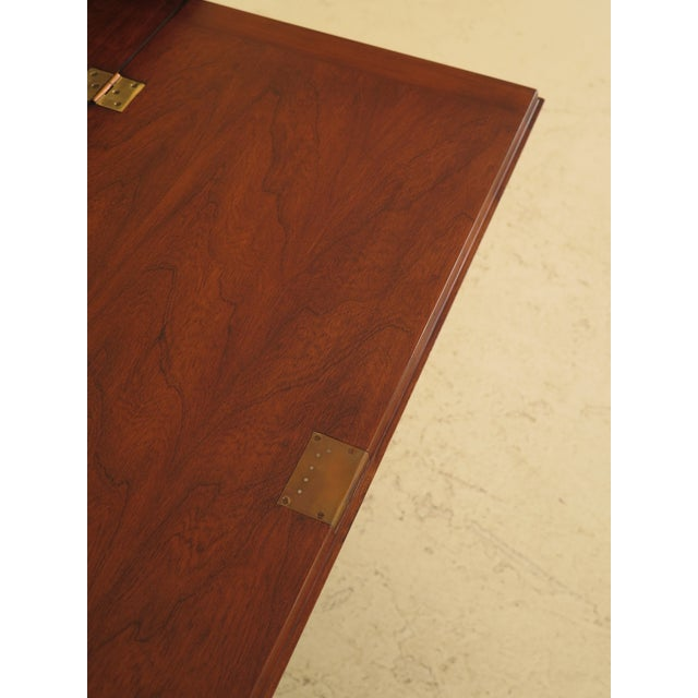 Henkel Harris Model #6001 Cherry Slant Front Desk For Sale - Image 10 of 13